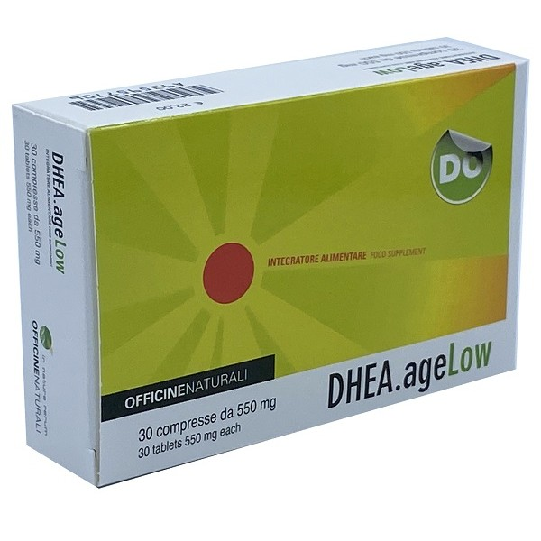 DHEA AGE LOW 30CPR 550MG