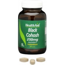 CIMICIFUGA RACEMOSA BLACK COHOSH 60CPR