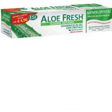 ALOE FRESH MENTA CRYSTAL DENTIFRICIO GEL...