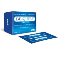 BE QUIET NOTTE 1MG 20BUST 1,3G