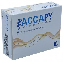 ACCAPY 30 CAPSULE 250 MG