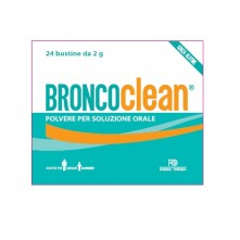 BRONCOCLEAN POLVERE 24BUST