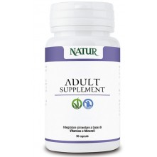 ADULT SUPPLEMENT 30CPS